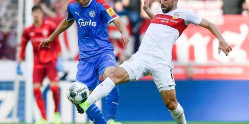 Stuttgart patzt gegen Kiel - Bochum verspielt Sieg