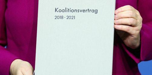 Koalition will Halbzeitbilanz Anfang November vorlegen