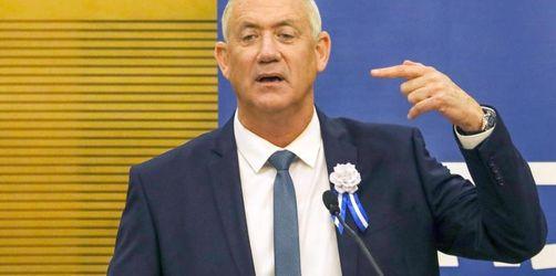 Nach Netanjahus Scheitern: Gantz soll Regierung bilden