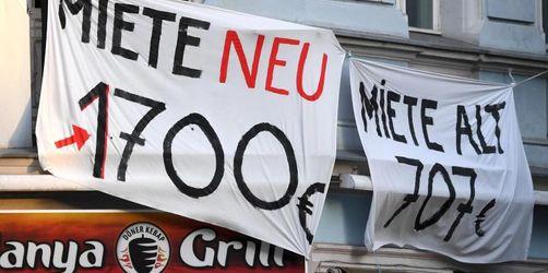 Berlin will Mieten gesetzlich deckeln