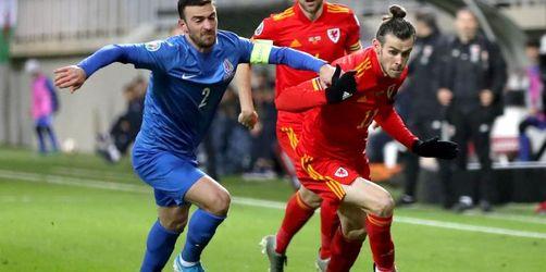 Wales darf auf EM-Teilnahme hoffen - Comeback von Bale