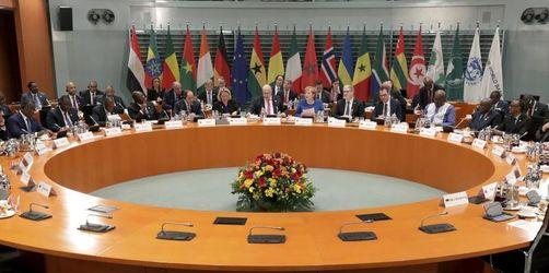 Afrika-Gipfel für mehr Investitionen