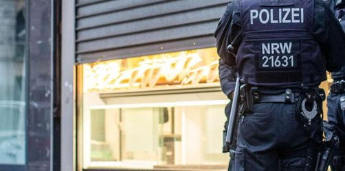 Großrazzia gegen illegale Geldtransfers ins Ausland