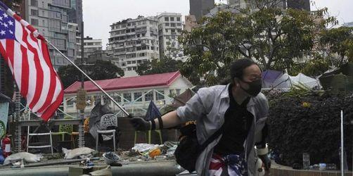 Hongkong:US-Kongress stellt sich hinter Demokratiebewegung