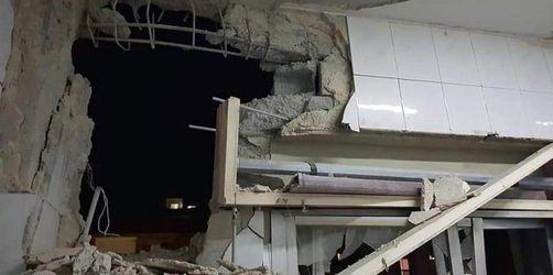 Israel greift Ziele in Syrien an - Mindestens 14 Tote