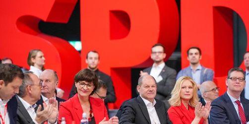 Richtungskampf beim SPD-Parteitag