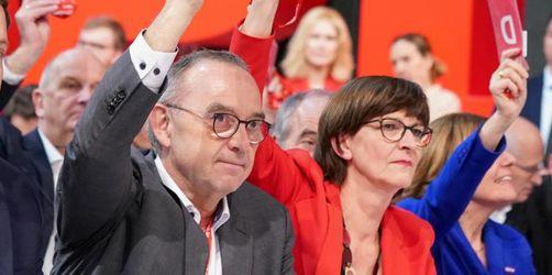 SPD-Parteitag lehnt Antrag zu Ausstieg aus GroKo ab