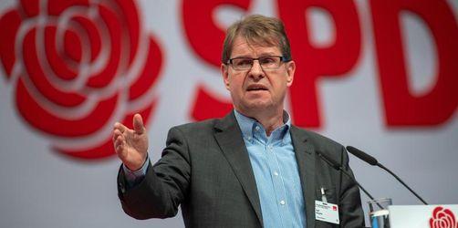 SPD-Bundesparteitag: Spannung vor neuen Gesprächen mit Union