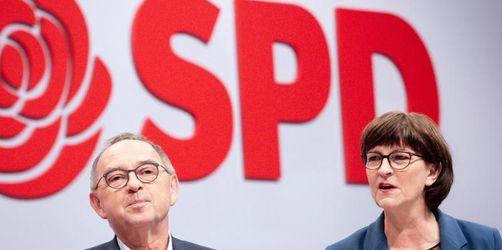 SPD riskiert Zerreißprobe in Koalition