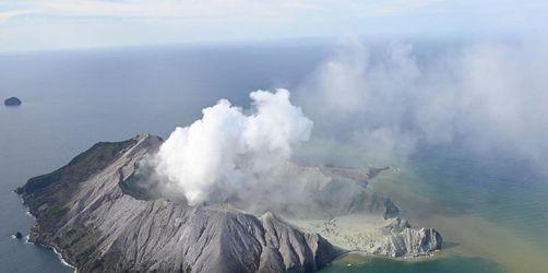 Viele tote Urlauber bei Vulkanausbruch in Neuseeland