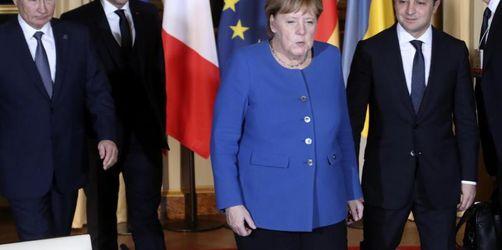 Zeichen für Fortschritte bei Pariser Ukraine-Gipfel