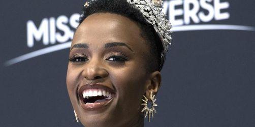 Südafrikanerin ist die neue «Miss Universe»