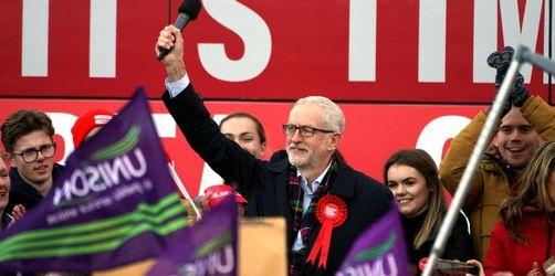 Wahlkampf in Großbritannien auf Zielgerade - Labour holt auf