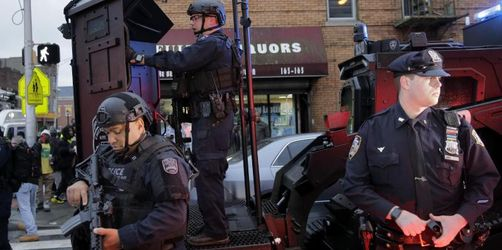 Gezielter Angriff auf jüdischen Laden in Jersey City