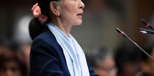 Aung San Suu Kyi verteidigt Myanmar gegen Völkermord-Klage