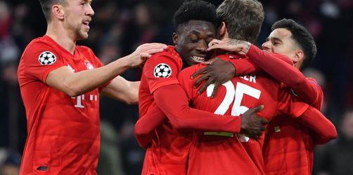 Bayern machen Königsklassen-Rekord perfekt
