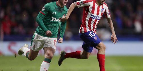Atlético Madrid und Bergamo erreichen Achtelfinale