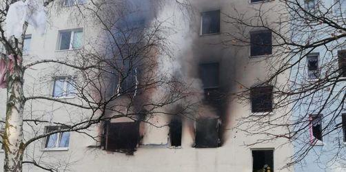 Ein Toter und viele Verletzte bei Explosion in Blankenburg