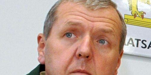 Polizeidirektor Mannichl tritt Dienst wieder an