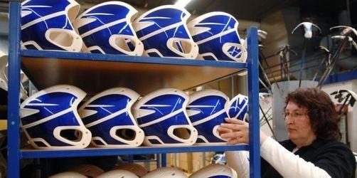 Skihelm-Hersteller uvex: Massiver Nachfrage-Anstieg