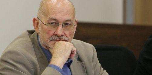 Prozess gegen Horst Mahler wegen Volksverhetzung