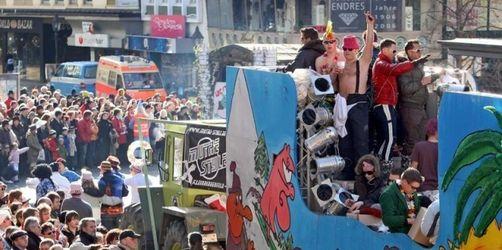 Karnevalsbranche hofft auf Umsatzsprung
