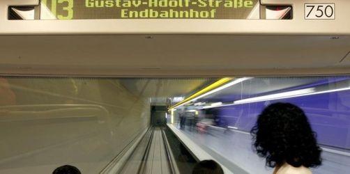 Nürnberg: Weiterer Automatik-Betrieb auf U-Bahnlinie