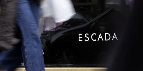 Escada braucht nach hohen Verlusten dringend Kapital