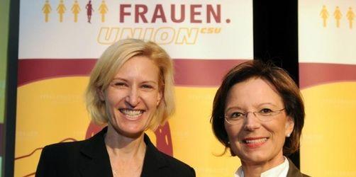 CSU-Frauen fordern Quote und 40 Prozent der Posten