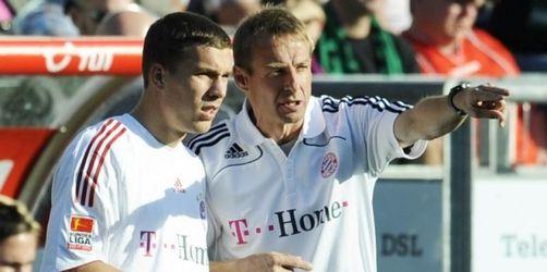 Podolski tritt gegen Klinsmann nach