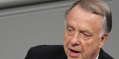 Neumann gratuliert Dietl zum 65. Geburtstag