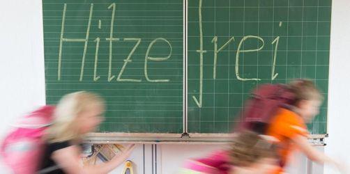 """Glühend heiße Woche in Bayern: Wann bekommen Schüler """"hitzefrei""""?"""