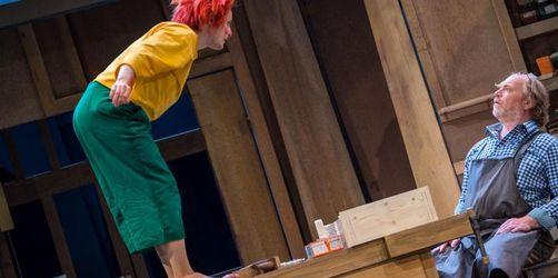Musical-Uraufführung:«Hurra, hurra, der Pumuckl ist da»
