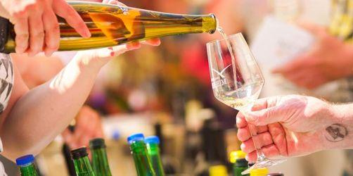 Rekordversuch: Mehr als 1100 Weine zum Verkosten