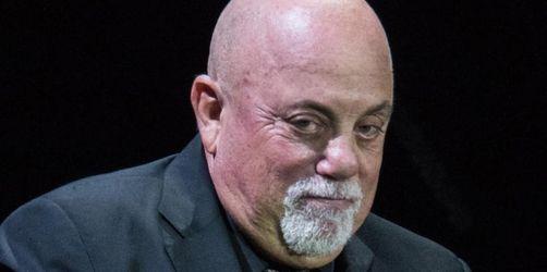 Billy Joel fühlt enge Verbindung zu Deutschland
