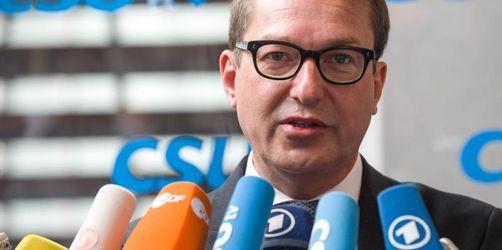 Dobrindt: Asylstreit könnte Fraktionsgemeinschaft zerstören