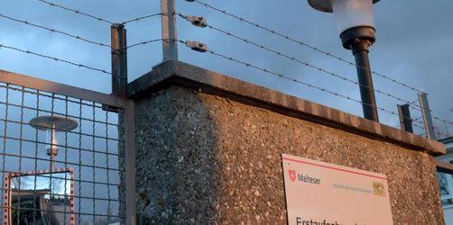 Razzia bei Asylheim-Sicherheitsdienst