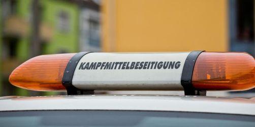 72 Tonnen Weltkriegsmunition 2017 in Bayern beseitigt