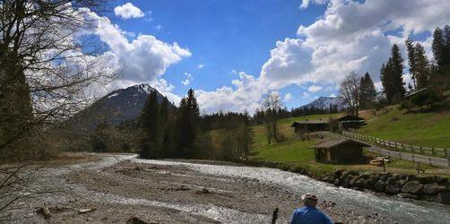Sonniges Wochenende in Bayern erwartet