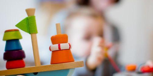 Immer mehr unter Dreijährige in Bayern besuchen Kita