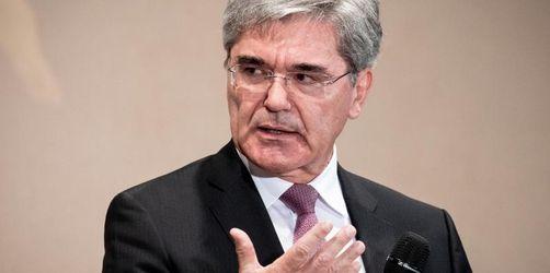 Siemens-Chef unentschlossen über Teilnahme an Riad-Konferenz