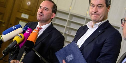 CSU und Freie Wähler starten Koalitionsverhandlungen
