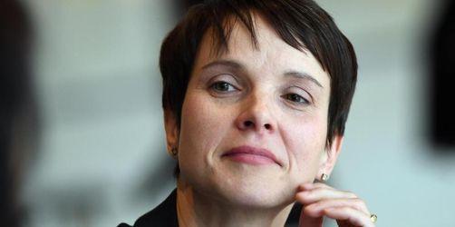 Streit um Markenrechte: Petry könnte gegen AfD verlieren
