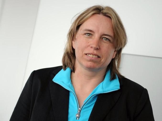 Informatikerin Anja Feldmann. /Archiv