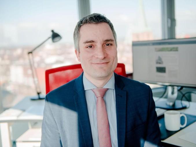 Tobias Singelnstein, Professor am Lehrstuhl für Kriminologie der Ruhr Universität Bochum (RUB). /RUB/Archiv