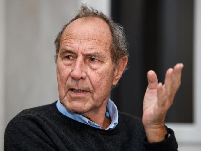 Michael Krüger, Präsident der bayerischen Akademie der schönen Künste und früherer Hanser-Verleger. Foto:Sven Hoppe/Archiv
