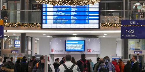 Bahnverkehr in Bayern: Rückkehr zur Normalität