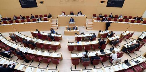 Sitzordnung im Landtag: FDP und AfD zusammen in einem Block