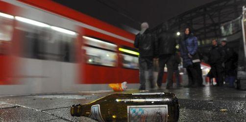 Stadtrat diskutiert über Alkoholverbot am Hauptbahnhof
