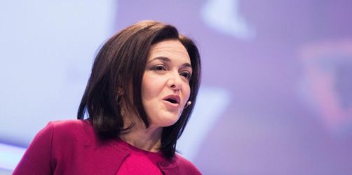 Facebook-Managerin Sandberg bei DLD-Konferenz in München